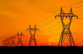 Texas power prices briefly top
