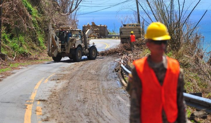 WoodMac: Natural Disasters No Big Catalyst for Microgrid Deployment
