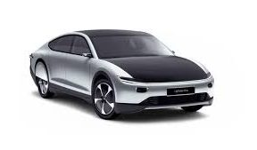 Lightyear One is an electric car with five square meters of solar panels and claimed range of 725 km