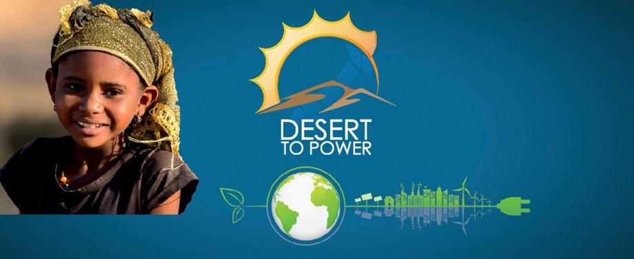AfDB's agenda 'High 5s' gets new initiative 'Desert to Power'