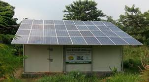 Anert launches solar-powered cold storage in Kozhikode