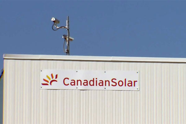 Canadian Solar completes the sale of a 266-MWp Texas solar project to Duke Energy Renewables
