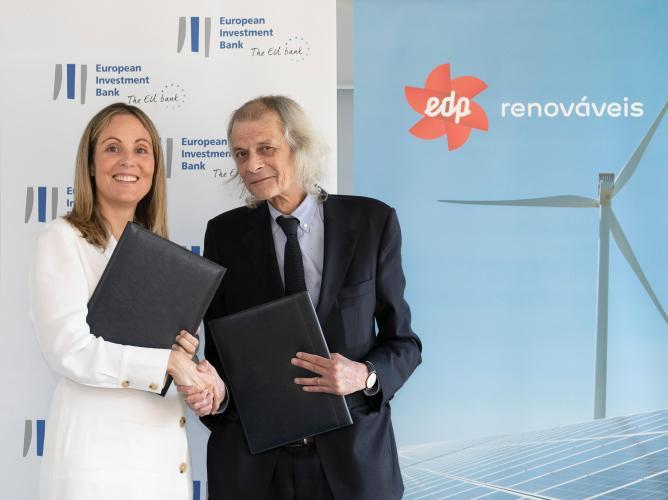 Climate action in Latin America: EIB and EDPR support the development of renewable energy in Brazil