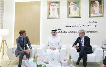 DEWA enhances joint cooperation with France's ENGIE Group