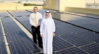 Emirates Flight Catering invests in solar energy