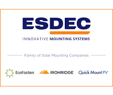 Esdec Acquires IronRidge and Quick Mount PV