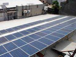 Haryana- Families living in dhanis to get Manohar Jyoti Solar Home System