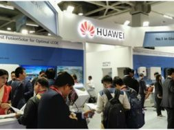 Huawei AI Boost FusionSolar Won 860 MW Contract at REI 2019-1