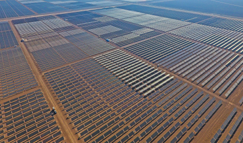 "Idemitsu Kosan: Acquiring the 100 MW Solar Project ""Pioneer"" in Colorado, U.S."