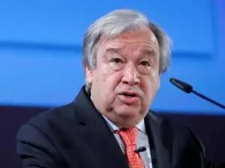 India important actor in climate action, making fantastic efforts in renewable energy- UN chief