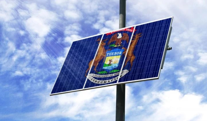 Michigan PURPA Settlement Set to More Than Triple State's Solar Capacity