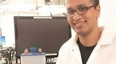Mumbai-born researcher invents alternative to Li-ion batteries