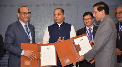 NTPC signs MoU to build hydro projects of 520 MW in Himachal Pradesh
