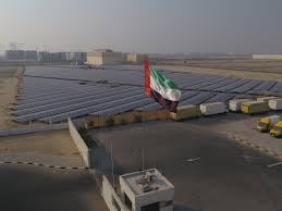 Nestle launches largest ground-mounted solar plant in UAE