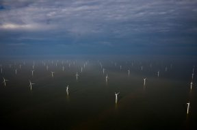 Offshore Wind-Power Prices Are Plunging