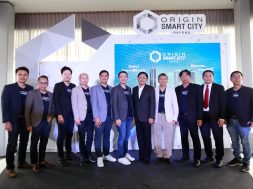 Origin Property joins forces with public-private sectors to launch Origin Smart City Rayong