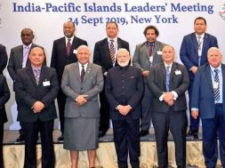 PM Modi calls for increasing share of renewable energy at PSIDS leaders' meet