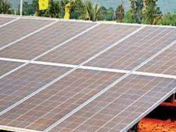 Project for solar power on farmland to kick off in Delhi