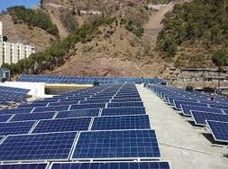 Scheme For Harnessing 28 MW of Solar Power Through Solar Projects Ranging From 250 KWp to KWp