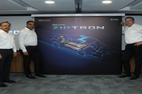 Tata reveals Ziptron EV Technology for future all-electric vehicles