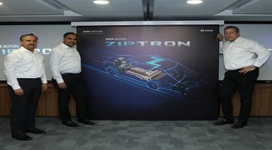 Tata reveals Ziptron EV Technology for future all-electric vehicles