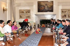 The Vice President calls for expanding bilateral ties between India and Mongolia in different sectors including renewable energy and IT