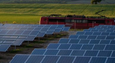 UK to Ditch Diesel for Solar-Powered DC Railways