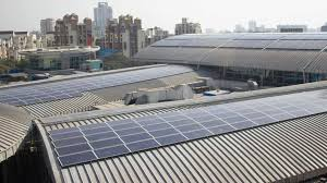 Viviana Mall Increases Rooftop Solar Power By 35%