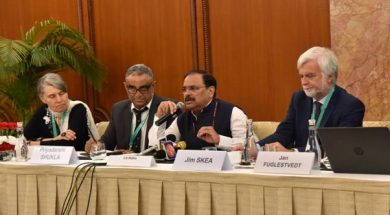 Week-Long IPCC Meet on Climate Change begins in New Delhi
