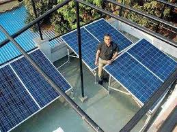 52 lakh solar home systems installed in country