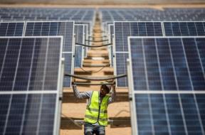 Africa to shut coal power plants, make world's largest solar zone- Akinwumi Adesina