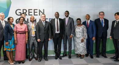 African Development Bank, Climate Investment Funds and the Coalition for Green Capital to develop Green financing instruments for Africa