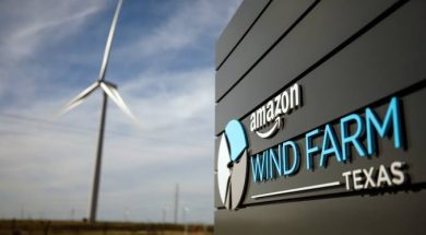 Amazon Backs Renewables Projects on Path to 100% Clean Power
