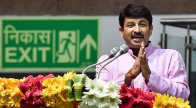 BJP will give five times more relief to electricity consumers if voted to power in Delhi- Manoj Tiwari