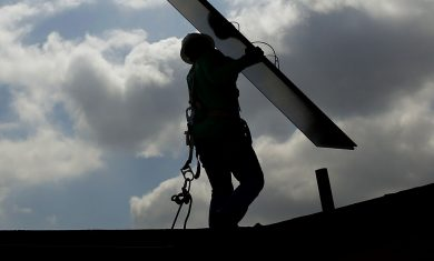 Californians Learning That Solar Panels Don't Work in Blackouts