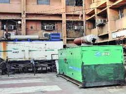 Can't enforce genset ban now-Discom