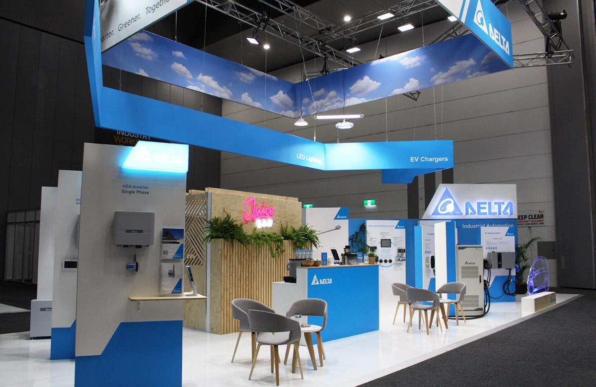Delta Showcases Smart Green Solutions at All Energy Australia 2019