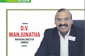 EQ in Exclusive Conversation with Mr. D.V. Manjunatha Managing Director, EmMvee