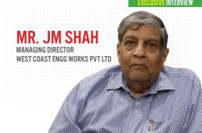 EQ in Exclusive Conversation with Mr. JM Shah, Managing Director, West Coast Engg works Pvt Ltd