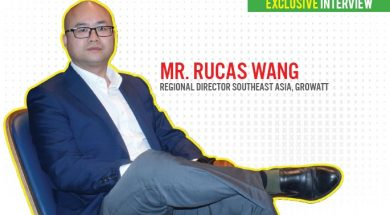 EQ in Exclusive Conversation with Mr. Rucas Wang Regional Director Southeast Asia, Growatt