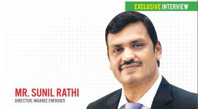 EQ in Exclusive Conversation with Mr. Sunil rathi Director, Waaree Energies
