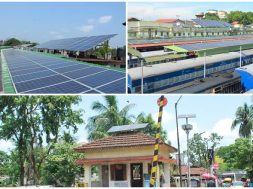 Great step! Indian Railways NFR zone plans to save crores by producing 8000 kWp of solar power