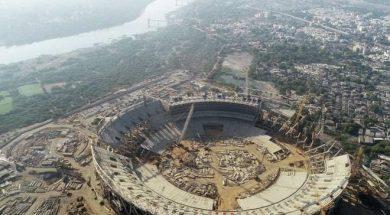 Gujarat will open the world's largest cricket stadium