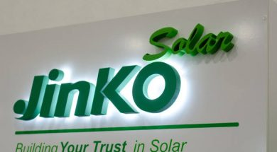 JinkoSolar Unveils New Tiger Module with Tiling Ribbon Technology at All-Energy Australia 2019