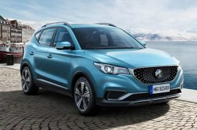 MG Motor India Takes One More Step Towards ZS Electric SUV Launch