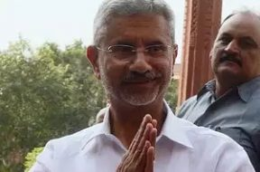 Mahatma Gandhi would have liked Indians to focus on tackling issue of climate change S Jaishankar
