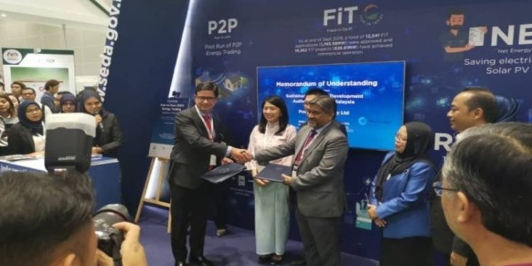 Malaysia and Australia Sign Peer-to-peer Energy Trading Tech Deal
