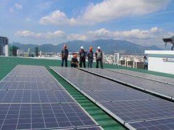 Over 500 rooftop solar power projects have been set in Khanh Hoa province