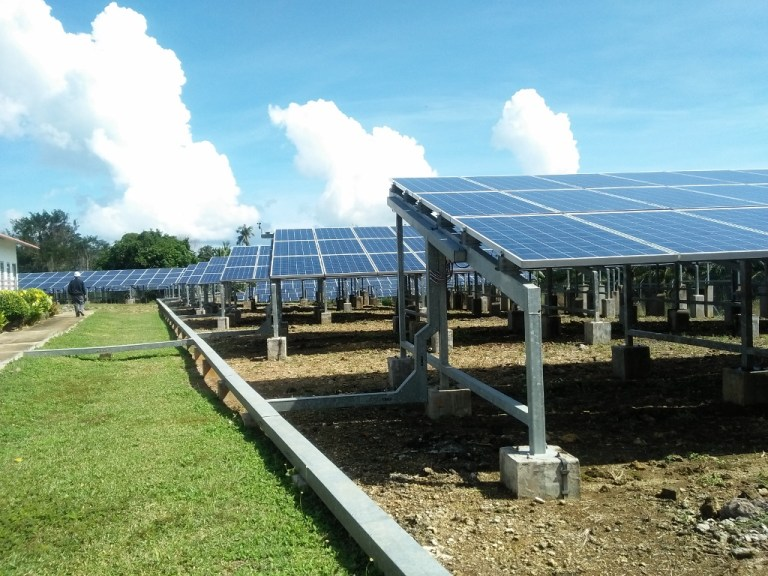 SESB TASKED WITH MAINTAINING 34 SOLAR HYBRID POWER GENERATION STATIONS