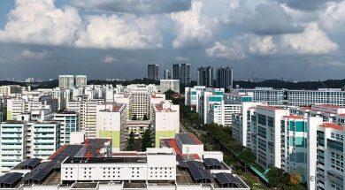 Sunseap wins tender to install solar panels at HDB blocks, schools and National Library